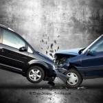 Auto Unfall