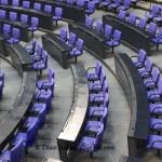 Sitze im Bundestag